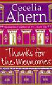Ahern Cecelia - Thanks for the Memories
