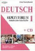 Rostek Ewa Maria - Deutsch 1 Repetytorium tematyczno - leksykalne z płytą CD