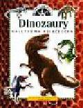 Dinozaury. Książeczka nalepkowa