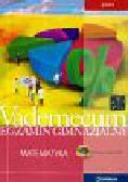 Kałmuk Iwona, Jelonek Ewa - Matematyka Vademecum Gimnazjum Operon 2009 z płytą CD