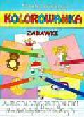 Kubera Joanna - Nauka pisania Kolorowanka Zabawki