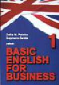 Patoka Zofia, Świda Dagmara - Basic English for Business 1