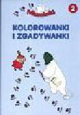 Kwiatkowska Magdalena (red.) - Kolorowanki i zgadywanki 2