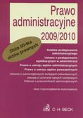 Prawo administracyjne 2009/2010