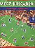 Mecz piłkarski Panorama z naklejkami