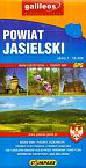 Powiat Jasielski Mapa turystyczna 1: 55 000