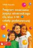 Rapacka Sylwia - Program nauczania języka niemieckiego dla klas 1-6 szkoły podstawowej