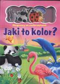 Magnesy ze zwierzętami Jaki to kolor?