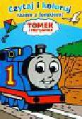 Tomek i przyjaciele Czytaj i koloruj z Tomkiem