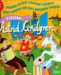 Piosenki Astrid Lindgren z płytą CD
