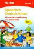 Spielerisch Deutsch lernen Lernstufe 2. Wortschatzerweiterung und Grammatik