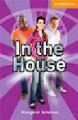 Johnson Margaret - CER In the House Level 4 Book with audio CD pack