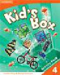 PRACA ZBIOROWA - Kid?s Box Level 4  Activity Book