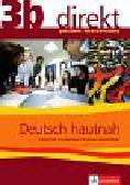 Motta Giorgio, Montali Gabriella, Mandelli Daniela - Direkt 3B Deutsch Hautnah Podręcznik z ćwiczeniami Zakres rozszerzony