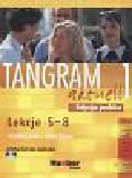 Dallapiazza Rosa-Maria, Eduard Jan - Tangram aktuell 1 Lekcje 5-8 Podręcznik + Ćwiczenia + CD