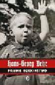 Behr Hans-Georg - Prawie dzieciństwo