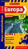Europa mapa samochodowa