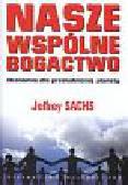 Sachs Jeffrey - Nasze wspólne bogactwo. Ekonomia dla przeludnionej planety