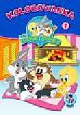Baby Looney Tunes. Kolorowanka 1