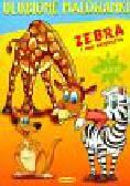 Ulubione malowanki Zebra i inne zwierzęta
