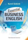Siskind Karol - Essential Business English