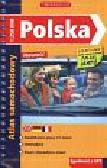 Polska Atlas samochodowy + mała mapa samochodowa Polski 1: 250 000