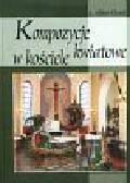 Kłusek Albina - Kompozycje kwiatowe w kościele