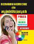 Rozmówki niemieckie dla wyjeżdżających + wymowa + CD