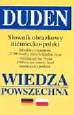 Słownik obrazkowy niemiecko-polski DUDEN