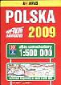 Atlas samochodowy Polska 2009