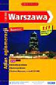 Warszawa Atlas aglomeracji