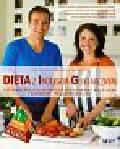Lauritzson Ola, Davidsson Ulrika - Dieta z indeksem glikemicznym. 100 najlepszych przepisów na potrawy bez cukru i szybkich węglowodanów