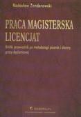 Zenderowski Radosław - PRACA MAGISTERSKA. LICENCJAT