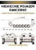 Bradford George - Niemieckie pojazdy pancerne 1943-1945. Plany modelarskie