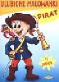 Ulubione malowanki Pirat