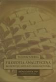 Szubka Tadeusz - Filozofia analityczna. Koncepcje, metody, ograniczenia