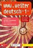 Kozubska Marta, Krawczyk Ewa, Zastąpiło Lucyna - www.weiter_deutsch-1 Podręcznik do języka niemieckiego Kurs kontynuacyjny. Gimnazjum