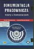 Mroczkowska Renata, Potocka-Szmoń Patrycja - Dokumentacja pracownicza 2009 – wzory z komentarzem na CD