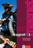Motta Giorgio - Magnet 1 podręcznik z płytą CD język niemiecki