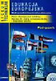 Edukacja europejska podręcznik. Liceum, technikum