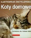 Davidson Catherine - Koty domowe Ilustrowana encyklopedia