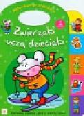 Podgórska Anna - Zwierzaki uczą dzieciaki część 1. Zabawy edukacyjne z naklejkami