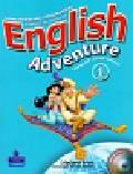 Bruni Cristiana, Bogucka Mariola - English Adventure 1 Podręcznik i zeszyt ćwiczeń z płytą CD i DVD