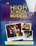 High School Musical Książka pamiątek