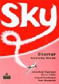 Bygrave Jonathan, Abbs Brian, Freebairn Ingrid - Sky Starter Activity Book z płytą CD. Szkoła podstawowa