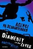 Fusek Peters Andrew - Agenci na deskorolkach Diamenty są dla złych
