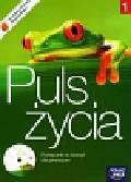 Jefimow Małgorzata, Sękas Maria - Puls życia 1 podręcznik z płytą CD. Gimnazjum