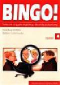 Kubrakiewicz Ilona - Bingo! 4 Starter Podręcznik do języka angielskiego