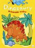 Malowanki wodne Dinozaury