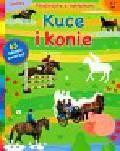 Boumans Lieve - Kuce i konie Książeczka z naklejkami